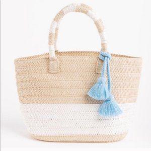 Altru Straw Bag (NWOT)